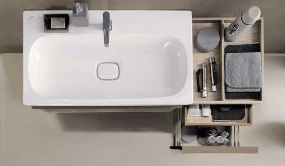 Citterio de keramag design l gance contemporaine sdbpro for Grande vasque de salle de bain keramag design citterio