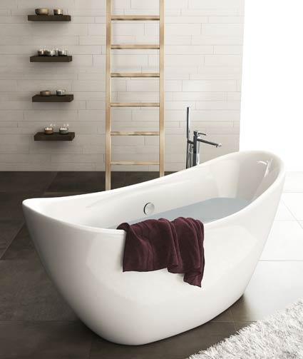 Tellia d 39 aquarine une baignoire lot petit prix sdbpro Baignoire balneo petite dimension