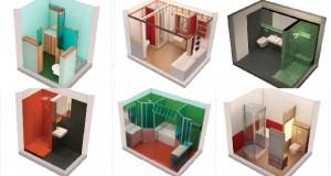 BerthelotBy salle de bains clé en main les différentes salles de bains