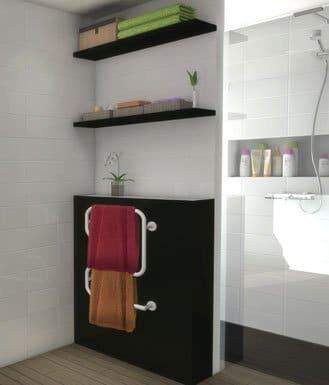 chauffe eau twido gain de place et d 39 nergie sdbpro. Black Bedroom Furniture Sets. Home Design Ideas