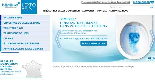Expobain Com Le Show Room Virtuel De Tereva Sdbpro