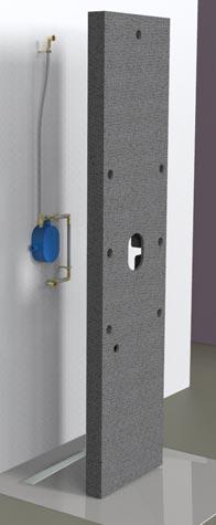 easy bloc de lazer encastrer ais ment le mitigeur de douche. Black Bedroom Furniture Sets. Home Design Ideas