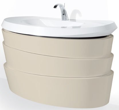 Virtuose de decotec un meuble raffin et diff rent sdbpro - Decotec salle de bain ...