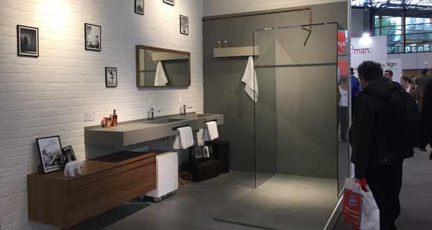 id obain 2015 les panneaux muraux pour habiller la douche. Black Bedroom Furniture Sets. Home Design Ideas