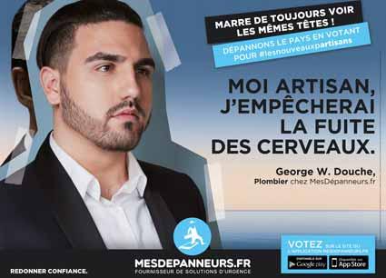 Campagne Mesdepanneurs.fr