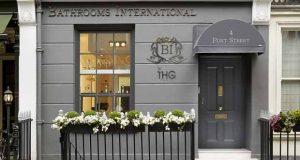 Showroom THG Londres