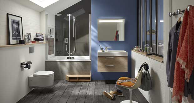 capsule de jacob delafon une baignoire douche compacte. Black Bedroom Furniture Sets. Home Design Ideas