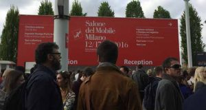 Salon du meuble de Milan 2016