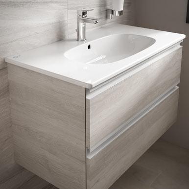 Meuble Tesi D 39 Ideal Standard Des Plans Vasques Ultrafins