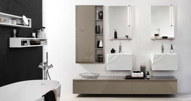 Meuble salle de bain delpha unique meuble salle de bains for Salle de bain du futur