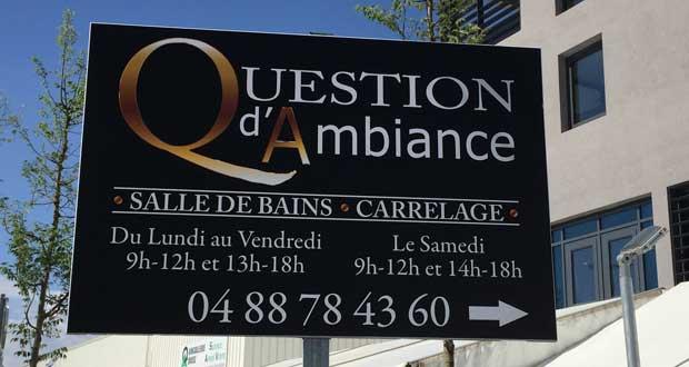 Club d'artisans Question d'Ambiance