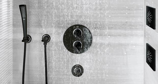mitigeur de douche encastr mode d 39 emploi sdbpro. Black Bedroom Furniture Sets. Home Design Ideas