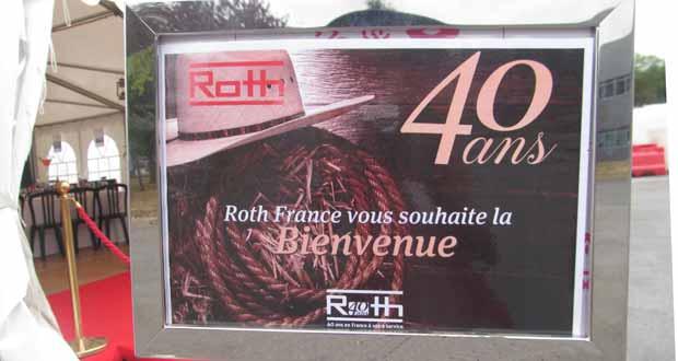 Rothalux commercialise des receveurs de douche