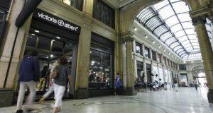 Victoria Albert showroom Milan