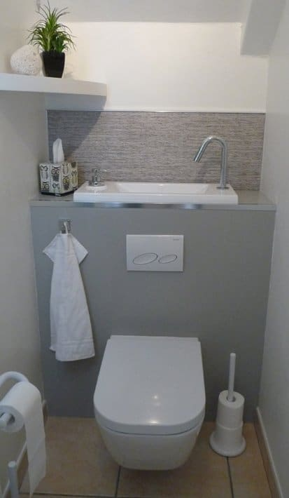 wici concept un wc lave mains l 39 audace r compens e sdbpro. Black Bedroom Furniture Sets. Home Design Ideas