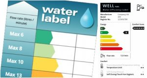 robinetterie label Well Water