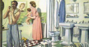 Les Français et la salle de bains