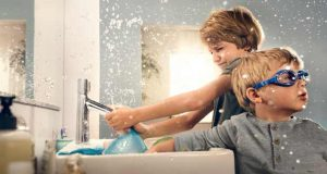 Hansgrohe marque lifestyle