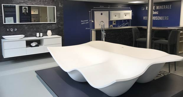 un nouveau magasin paris d di au sur mesure sdbpro. Black Bedroom Furniture Sets. Home Design Ideas