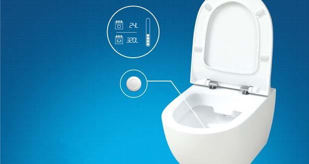 Sdbpro les pros du bain for Reglage wc suspendu geberit