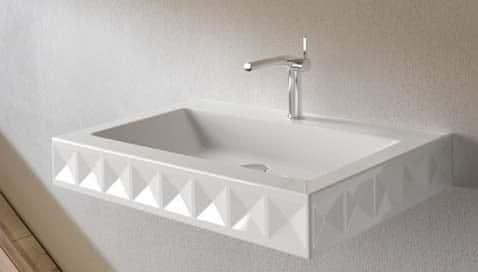 betteloft ornement de bette des reliefs g om triques en. Black Bedroom Furniture Sets. Home Design Ideas