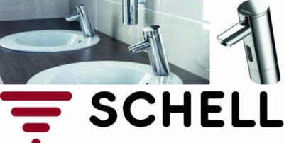 Puris de Schell : le mitigeur automatique design