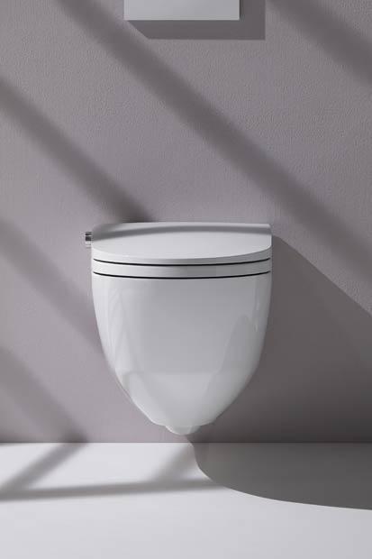 le wc lavant Cleanet Riva de Laufen