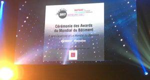 Résultats du concours de l'Innovation d'Idéobain 2017, ouverture de la cérémonie