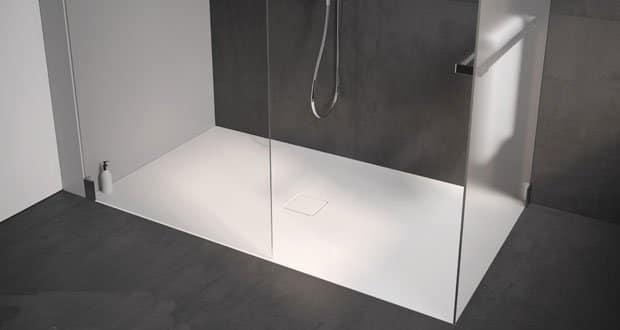 Assurer l\'étanchéité des douches ouvertes et de plain-pied | Sdbpro