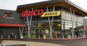 Photo d'un magasin Bricomarché, qui vient de racheter l'enseigne Bricorama