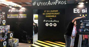 L'arrivée imminente de la nouvelle enseigne négoce d'Adeo : #UtileAuxPros