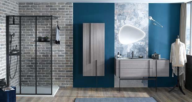 Nouvelle Vague de Jacob Delafon : une salle de bains vintage | Sdbpro