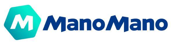 Nouveau logo Manomano