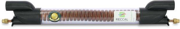 récupérateur de chaleur Turbosiphon Reccal, gros plan