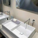 La salle de bains au Cersaie 2018 : vasque à poser Globo