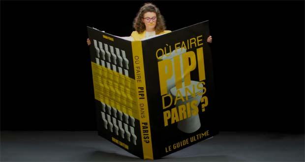 Image du film pas pipi dans Paris : le guide ultime