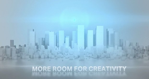 Video Geberit More room for creativity : image finale