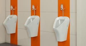 Robinet pour urinoir Sensao 8400N de Presto
