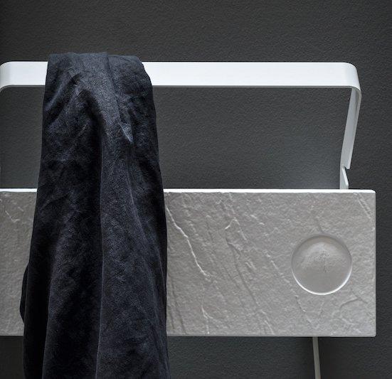 radiateur Livinstone Arblu modèle Ecodry pour la salle de bain