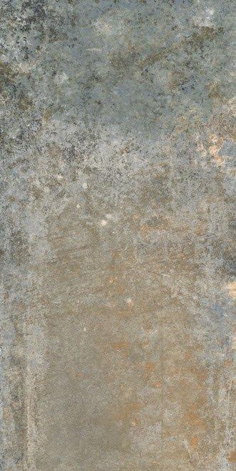 Carrelage façon verre mercurisé : Fiandre