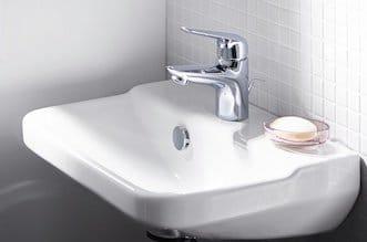 Novus Hansgrohe Ambiance lavabo avec mitigeur classique