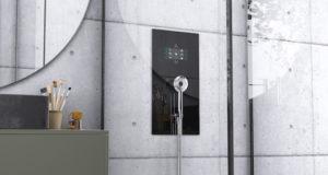 mitigeur de douche Insens Inman, en version encastrée