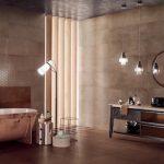 Carrelage façon métal oxydé : Love Ceramci Tiles