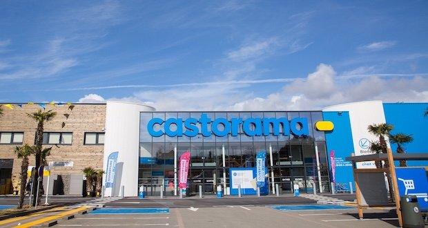 Façade-du-magasin-Castorama-de-Saint-Nazaire