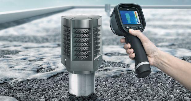 Soupape de ventilation primaire SRE, Geberit