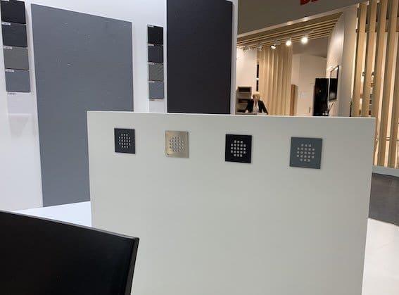 Sur le salon ISH 2019, les grilles de bonde Marmox