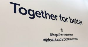 La promesse d'Ideal Standard : Together for Better