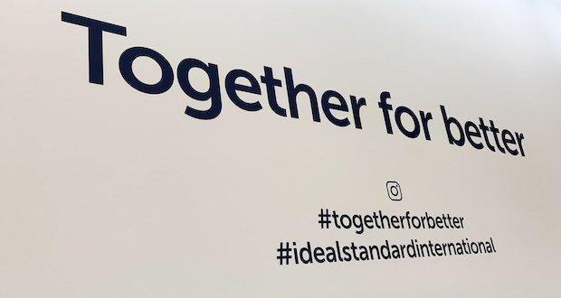 La promesse d'Ideal Standard : Together for Better