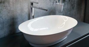 Vasque-ovale-en-céramique-blanche-brillante
