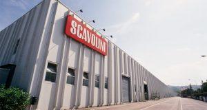 Façade-usine-Scavolini-en-Italie